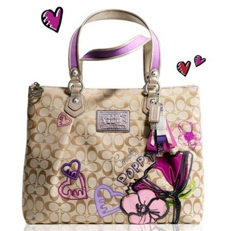 couch poppy coach poppy spring 2011 handbags her blog