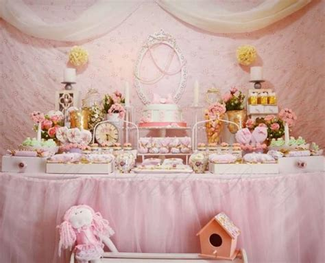 wedding theme shabby chic birthday party ideas 2371411