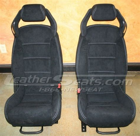 Lamborghini Leather Seats Crafted Custom Lamborghini Gallardo Suede Interior By