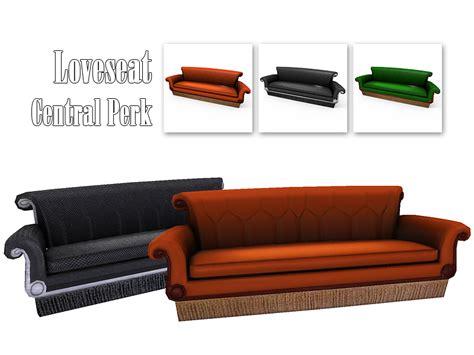central perk sofa kiolometro s central perk loveseat