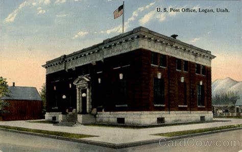 Logan Post Office by U S Post Office Logan Ut