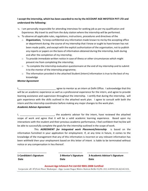 Letter Of Intent Sponsorship Sle letter of intent sle shifting course 28 images