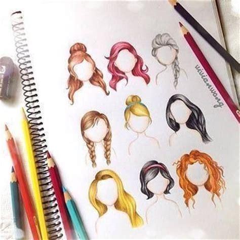 disney hairstyles drawing disney princess and queen hair drawings disney