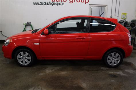 2011 hyundai accent hatchback used 2011 hyundai accent gl 1 6l 4 cyl automatic fwd 3d