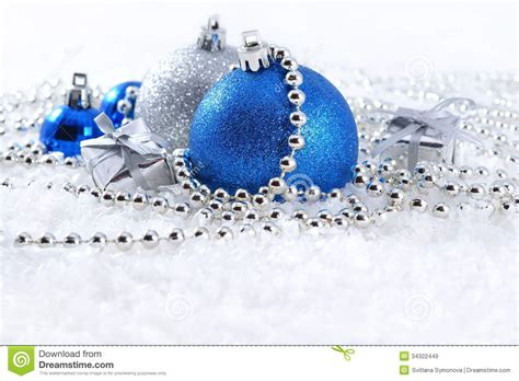 christmas decorations blue and silver ideas christmas