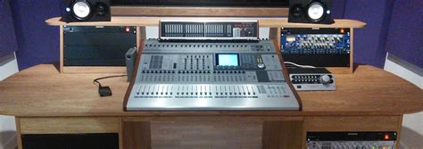 recording studio furniture fluid audio designs