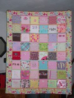Turn Baby Clothes Into Quilt by Crochet Projects On Quilt Baby Beanie And