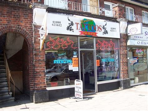 tattoo parlour victoria tattoo parlour 169 russell trebor geograph britain and