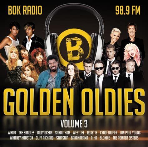 3 Cd Goldenik various artists bok radio golden oldies vol 3 cd