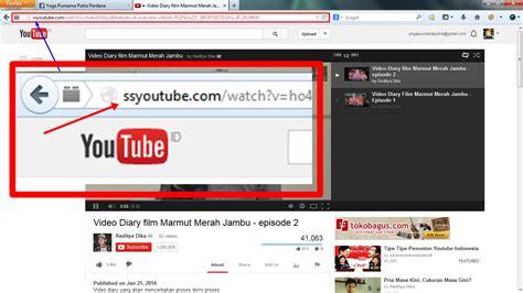 download youtube caranya cara download video youtube tanpa sofware idm