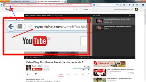download youtube using ss cara download video youtube tanpa sofware idm