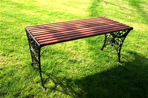 garden bench kit   28 images   park bench picnic table kit