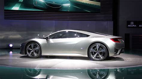 nissan acura acura nsx concept all kinds of hybrid goodness wired
