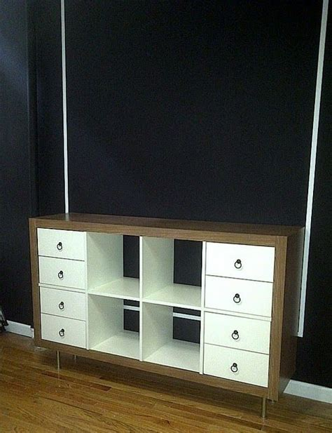 Expedit Drawer by Expedit Hack So Clever Diy Paper