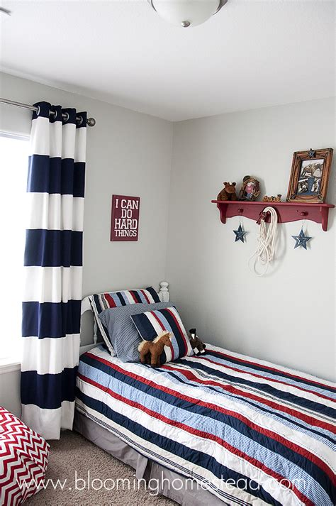 paint colors for boys room boy bedroom reveal blooming homestead