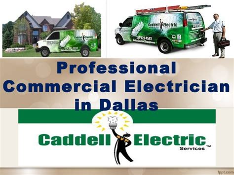 caddell electric electrician dallas tx electricians professional commercial electrician in dallas