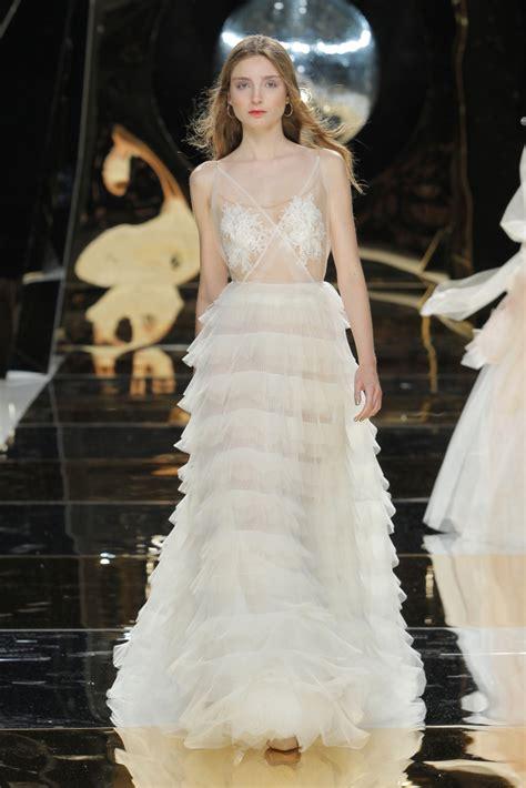 Tendencias Bodas 2016 2017 Hispabodas | nuevas tendencias de vestidos de novias 2017 2018 bodas
