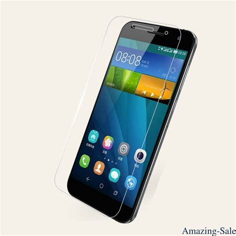9h Tempered Glass Huawei Matte S fr huawei series phone 9h real a cover tempered glass screen protector qw ebay
