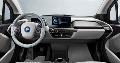 Bmw Electric Cars 2014 2014 Bmw I3 Interior Front Seats Apps Directories