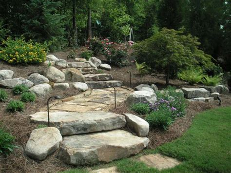 hillside landscaping Landscaping Ideas For Hillside Backyard