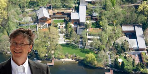 how many houses does bill gates own bill gates home and real estate portfolio business insider