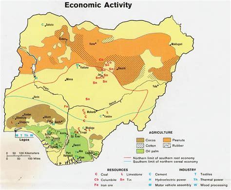 Find In Nigeria Free Nigeria Maps
