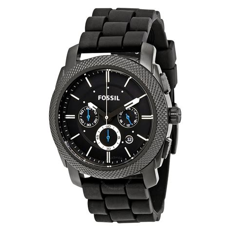 Fossil Chrono Black fossil watches for black www imgkid the image
