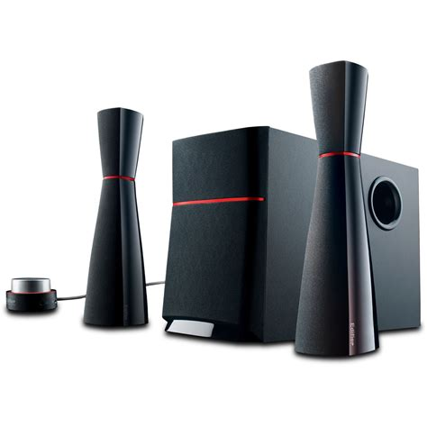 Edifier M3200 2 1 edifier m3200 2 1 system 34w rms schwarz 2 1 systeme