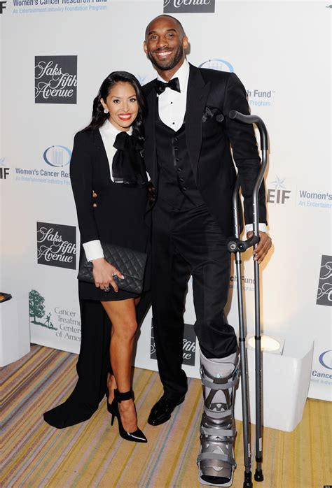 is bryant boats still in business kobe bryant crutches and injury boot at eif gala nba
