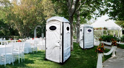 Rental Bathrooms For Weddings Portable Toilet Recommendations For Weddings Callahead 1 800 634 2085