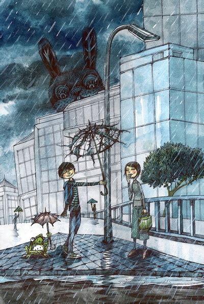 Rainy Day Meme - rainy day art print by meme