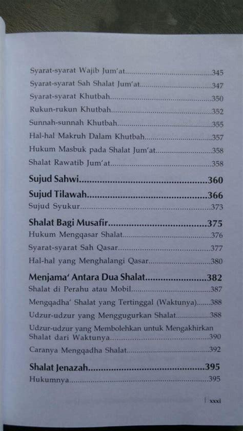 Shalat Empat Madzhab buku panduan shalat lengkap menurut empat madzhab toko