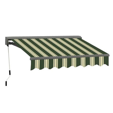 manual awning house awning patio awning wind out cover canopy