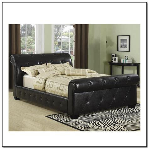 tufted sleigh bed king tufted sleigh bed king download page home design ideas