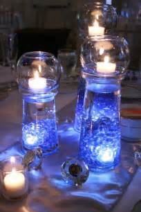 Creative Vase Filler Ideas Turquoise Waterpearl Centerpeices Weddingbee Photo Gallery