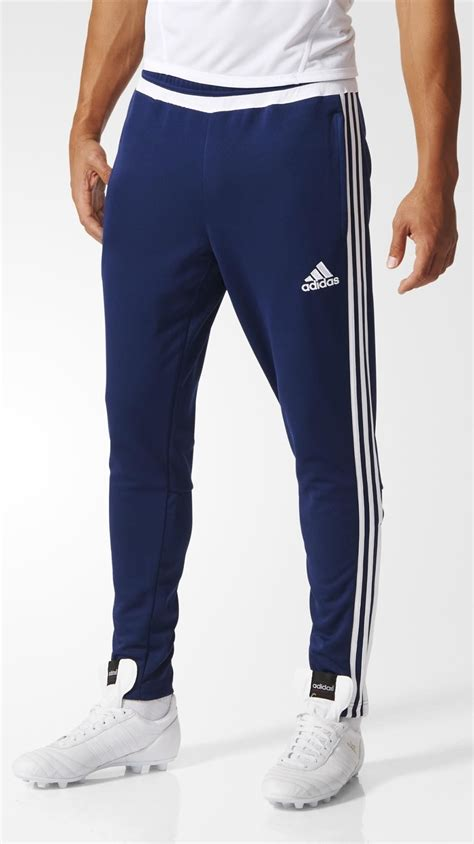 trio  adidas soccer training pants
