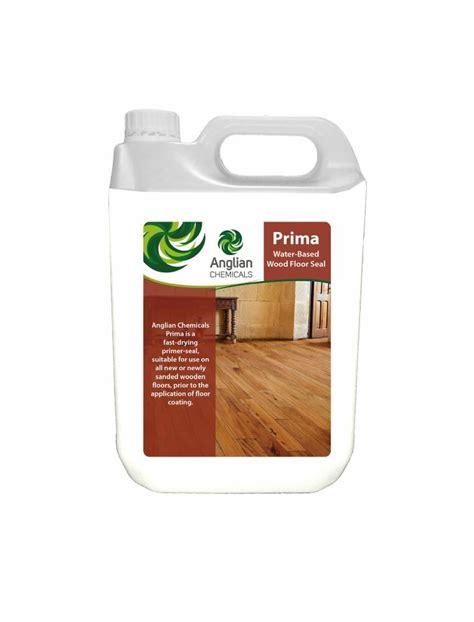 Wood Floor Sealer by Prima Wood Floor Seal Floor Sealer From Anglian Chemicals