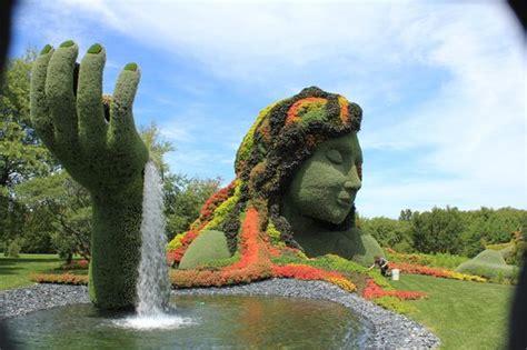 botanical gardens montreal parking