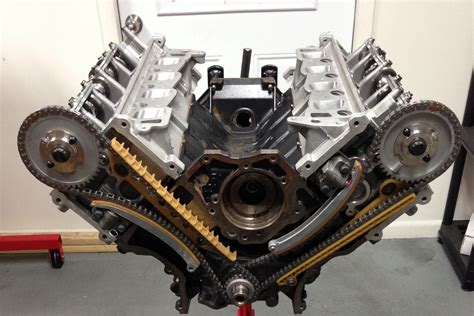 Ford Modular Engine by Cloyes Hex A Just Timing Set Install On A 2 Valve Modular