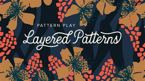 pattern play youtube pattern play layered designs