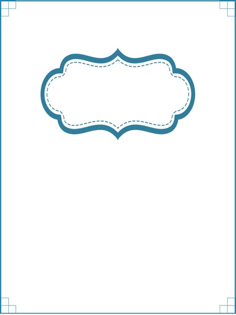 Home Management Binder Printable: Customizable Blank