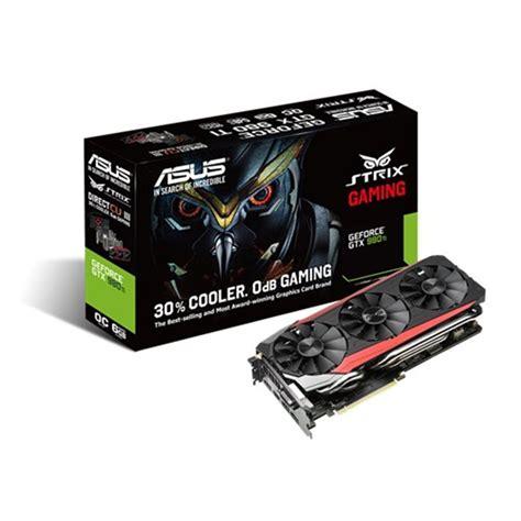 Asus Strix Gtx980ti Dc3oc 6gd5 Gaming asus strix gtx980ti dc3oc 6gd5 gaming 90yv08j0 m0na00 t s bohemia