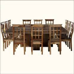 superb Large Round Dining Table Seats 12 #4: square-dining-table-for-12.jpg