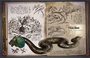 Reptile list ark survival evolved