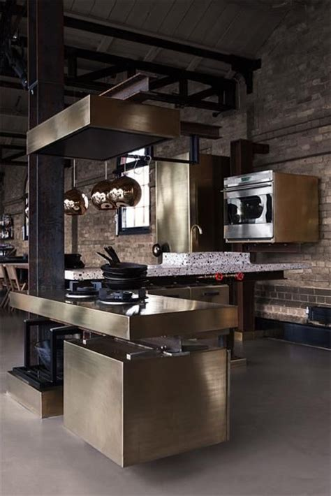loft kitchen design industrial loft kitchen design loft love pinterest