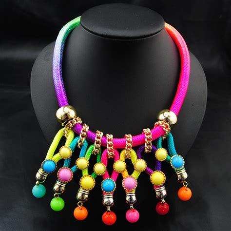 wholesale colorful jewelry new 2014 fashion handmade