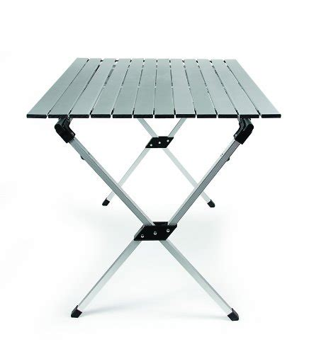 roll up table in a bag camco 51892 aluminum roll up table with carrying bag