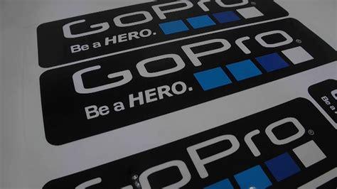 Gopro Aufkleber Gratis by Gopro Original Sticker Kostenlos Bekommen So Gehts
