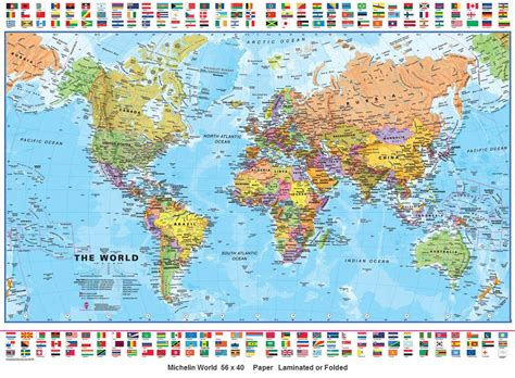map usa michelin 100 michelin laminated wall map the 25