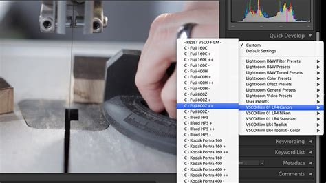 vsco tutorial lightroom 4 color correcting video with vsco film filters 187 boyte